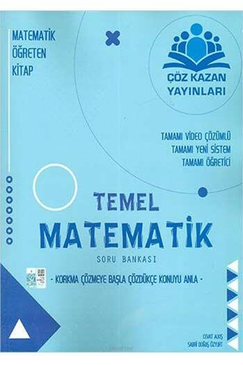Çöz Kazan Yayınları - Çöz Kazan Yayınları TYT Temel Matematik Soru Bankası