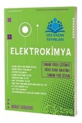 Çöz Kazan Yayınları - Çöz Kazan Yayınları YKS AYT Elektrokimya Konu Anlatımlı Soru Bankası
