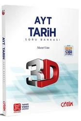 Çözüm Yayınları - Çözüm Yayınları AYT Tarih 3D Soru Bankası