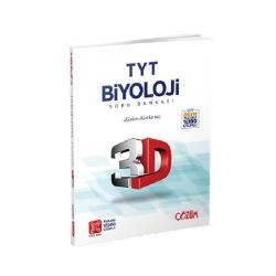 Çözüm Yayınları - Çözüm Yayınları TYT Biyoloji 3D Tamamı Video Çözümlü Soru Bankası