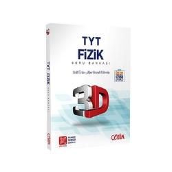 Çözüm Yayınları - Çözüm Yayınları TYT Fizik 3D Tamamı Video Çözümlü Soru Bankası
