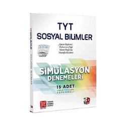 Çözüm Yayınları - Çözüm Yayınları TYT Sosyal Bilimler Tamamı Video Çözümlü Simülasyon Denemeleri