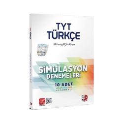 Çözüm Yayınları - Çözüm Yayınları TYT Türkçe Tamamı Video Çözümlü Simülasyon Denemeleri