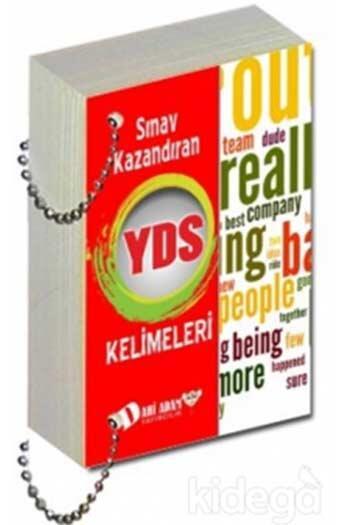 Dahi Adam Yayıncılık - Dahi Adam Yayınları YDS Sınav Kazandıran Kelimeleri
