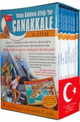 Damla Yayınevi - Damla Yayınevi Çanakkale Serisi (10 Kitap)