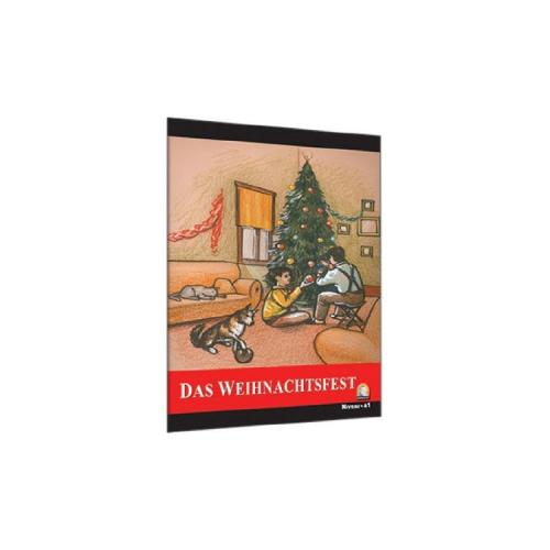 Das Weihnachtsfest - Kapadokya Yayınları