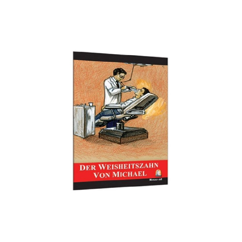 Das Weisheitszahn von Michael - Kapadokya Yayınları