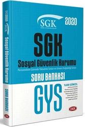 Data Yayınları - Data Yayınları 2020 GYS SGK Sosyal Güvenlik Kurumu Soru Bankası