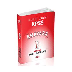 Data Yayınları - Data Yayınları 2020 KPSS Anayasa Soru Bankası