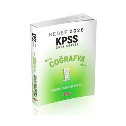 Data Yayınları - Data Yayınları 2020 KPSS Coğrafya Konu Anlatımlı