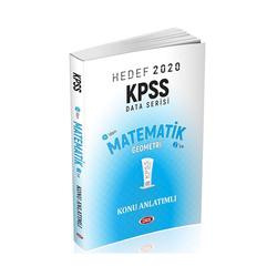 Data Yayınları - Data Yayınları 2020 KPSS Matematik Konu Anlatımlı