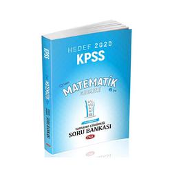 Data Yayınları - Data Yayınları 2020 KPSS Matematik Tamamı Çözümlü Soru Bankası