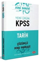Data Yayınları - Data Yayınları 2020 KPSS Tarih Çözümlü Soru Bankası Jüri Serisi