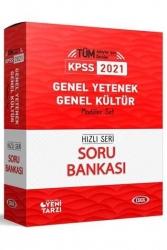 Data Yayınları - Data Yayınları 2021 KPSS Genel Kültür Genel Yetenek Soru Bankası Modüler Set