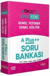Data Yayınları - Data Yayınları 2021 KPSS Genel Yetenek Genel Kültür A Plus Soru Bankası