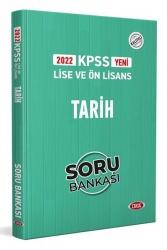 Data Yayınları - Data Yayınları 2022 KPSS Lise Ön Lisans Tarih Soru Bankası