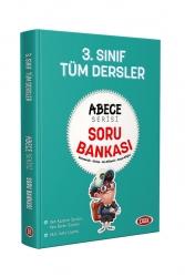 Data Yayınları - Data Yayınları 3. Sınıf Tüm Dersler ABECE Serisi Soru Bankası