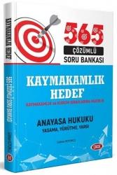 Data Yayınları - Data Yayınları Hedef Kaymakamlık ve Kurum Sınavlarına Hazırlık Anayasa Hukuku 565 Çözümlü Soru Bankası
