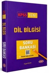 Data Yayınları - Data Yayınları KPSS Dil Bilgisi Tamamı Video Çözümlü Soru Bankası