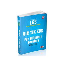 Data Yayınları - Data Yayınları LGS Bir Tık Zor Fen Bilimleri Soruları