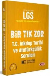 Data Yayınları - Data Yayınları LGS Bir Tık Zor T.C. İnkılap Tarihi ve Atatürkçülük Soruları