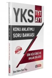 DDY Yayınları - DDY Üniversiteye Hazırlık Din Kültürü ve Ahlak Bilgisi Konu Anlatımlı Soru Bankası