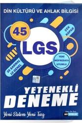 DDY Yayınları - DDY Yayınları LGS Din Kültürü ve Ahlak Bilgisi Yetenekli Deneme