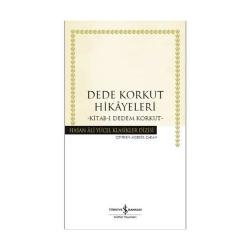 İş Bankası Kültür Yayınları - Dede Korkut Hikayeleri-Kitab-ı Dedem Korkut İş Bankası Kültür Yayınları