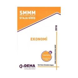 Deha Yayınları - Deha Yayınları 2018 SMMM Staja Giriş Ekonomi Konu Anlatımlı