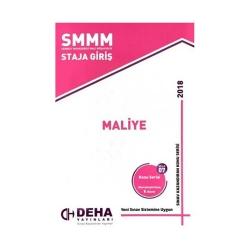 Deha Yayınları - Deha Yayınları 2018 SMMM Staja Giriş Maliye Konu Anlatımlı