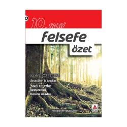 Delta Kültür Yayınları - Delta Kültür Yayınları 10. Sınıf Felsefe Özet