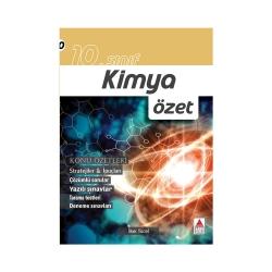 Delta Kültür Yayınları - Delta Kültür Yayınları 10. Sınıf Kimya Özet