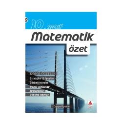 Delta Kültür Yayınları - Delta Kültür Yayınları 10. Sınıf Matematik Özet