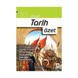 Delta Kültür Yayınları - Delta Kültür Yayınları 10. Sınıf Tarih Özet