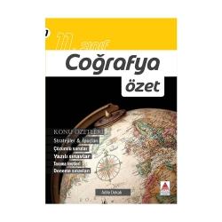 Delta Kültür Yayınları - Delta Kültür Yayınları 11. Sınıf Coğrafya Özet