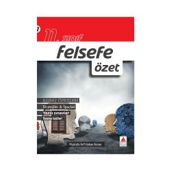 Delta Kültür Yayınları - Delta Kültür Yayınları 11. Sınıf Felsefe Özet