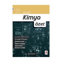 Delta Kültür Yayınları - Delta Kültür Yayınları 11. Sınıf Kimya Özet