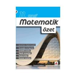 Delta Kültür Yayınları - Delta Kültür Yayınları 11. Sınıf Matematik Özet