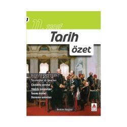 Delta Kültür Yayınları - Delta Kültür Yayınları 11. Sınıf Tarih Özet