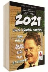 Delta Kültür Yayınları - Delta Kültür Yayınları 2021 Bilgi Kültür Takvimi
