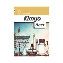Delta Kültür Yayınları - Delta Kültür Yayınları 9. Sınıf Kimya Özet