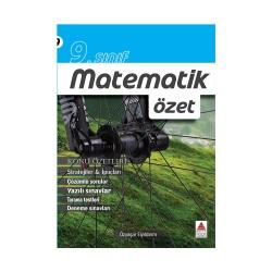 Delta Kültür Yayınları - Delta Kültür Yayınları 9. Sınıf Matematik Özet