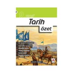 Delta Kültür Yayınları - Delta Kültür Yayınları 9. Sınıf Tarih Özet