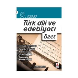 Delta Kültür Yayınları - Delta Kültür Yayınları 9. Sınıf Türk Dili ve Edebiyatı Özet