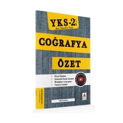 Delta Kültür Yayınları - Delta Kültür Yayınları AYT Coğrafya Özet