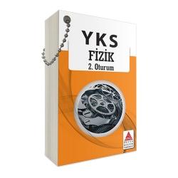 Delta Kültür Yayınları - Delta Kültür Yayınları AYT Fizik Kartları