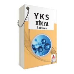 Delta Kültür Yayınları - Delta Kültür Yayınları AYT Kimya Kartları
