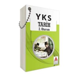 Delta Kültür Yayınları - Delta Kültür Yayınları AYT Tarih Kartları