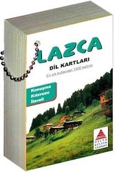 Delta Kültür Yayınları - Delta Kültür Yayınları Lazca Dil Kartları