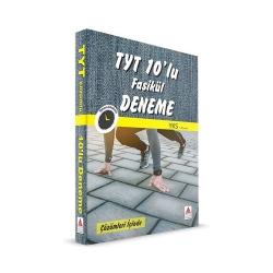 Delta Kültür Yayınları - Delta Kültür Yayınları TYT 10 lu Fasikül Deneme